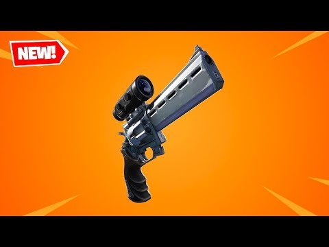 "🔴 Pro Xbox Player | New ""Scoped Revolver"" Coming Soon! (Fortnite Battle Royale) thumbnail"