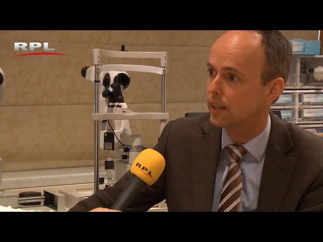 De opticien, Bedrijvigheid in Woerden - RPL TV Woerden - 8 juni 2013
