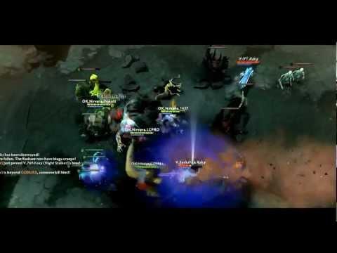 [DotA 2] Highlights (Electric Version)