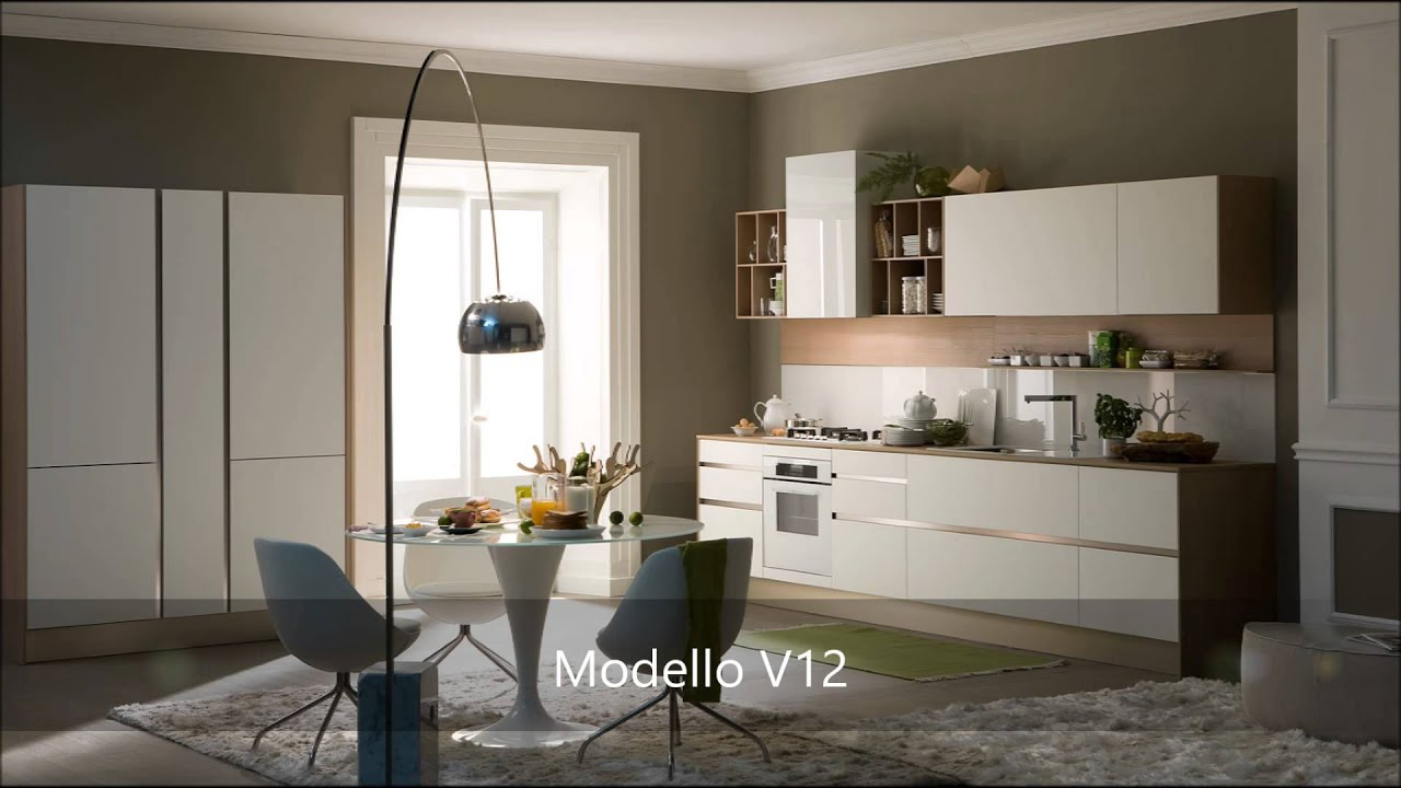 Veneta Cucine  Modern Italian Kitchens  Just Italian Design Milano  Milan   YouTube