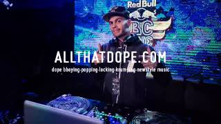 DJ Lean Rock x Mr. Carmack - Funky Mule | Red Bull BC One Music 2015