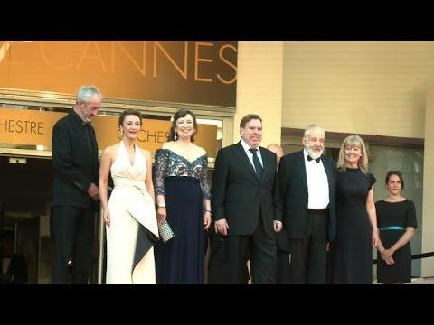 Cannes Red Carpet: 'Mr. Turner'