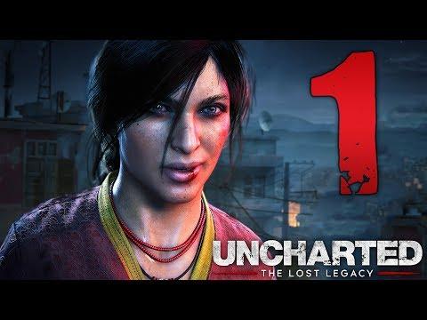 UNCHARTED: L'Eredità Perduta [Walkthrough Gameplay ITA HD - PARTE 1] - THE LOST LEGACY