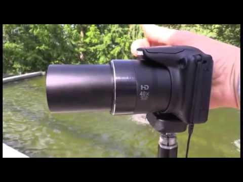 Canon Powershot SX410 IS 20MP 40x Zoom Digital Camera w .