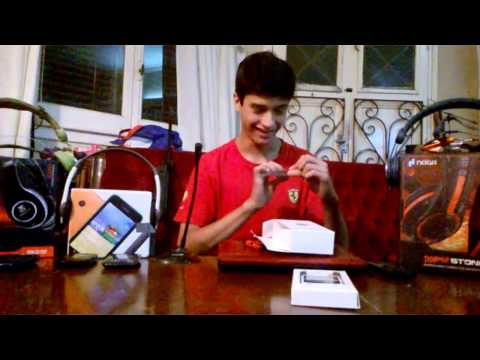 Alcatel OT-710 -Unboxing #3