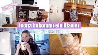 Ein Klavier für Leona! | Hausbesichtigung 🏡 & Verlosung | Isabeau