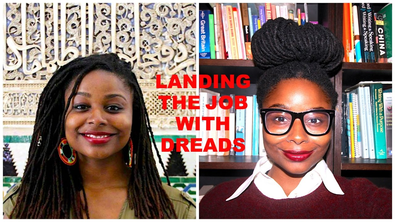 dreadlock interview styles  landing the job with dreads