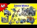 Every lego jurassic world set complete collection mp3