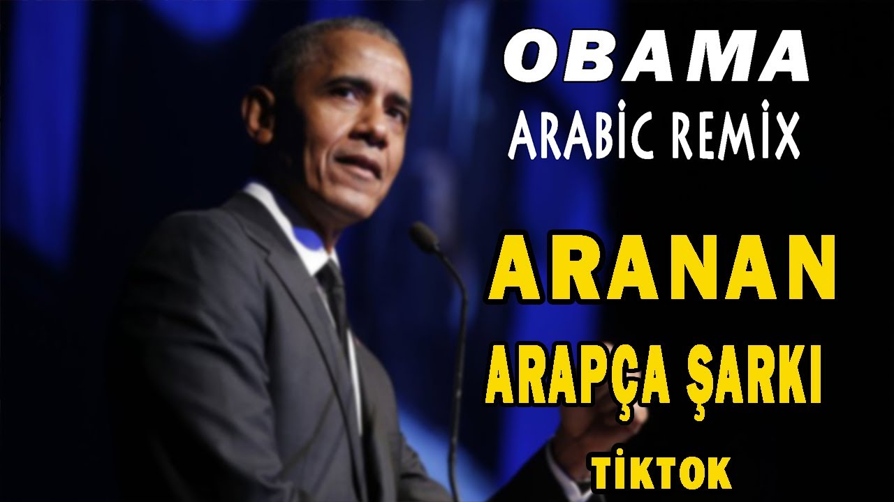 Obama Arabic Remix 2020   İstanbul Remix