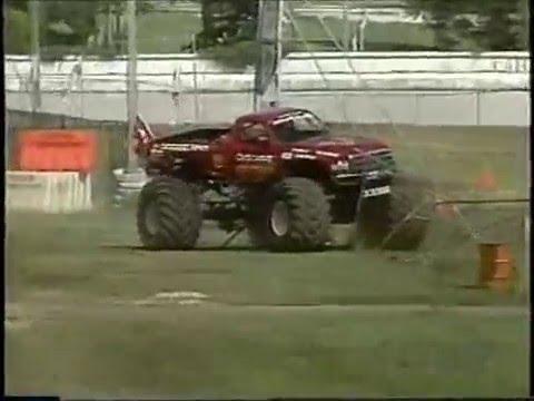 Monster Trucks Springfield, Mo 1994