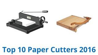 10 Best Paper Cutters 2016