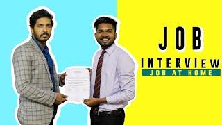 Best tips for Job Interview in Hindi || Job at Home - Aj Ka Chakkar