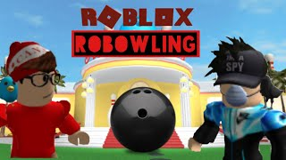 ROBOWLING IN ROBLOX (WITH JOEY)