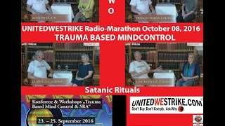 Trauma Based Mindcontrol In Daily Life UWS Radio-Marathon 20161008