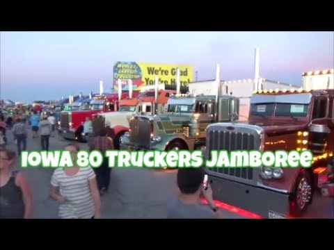 Iowa 80 Truckers Jamboree #632
