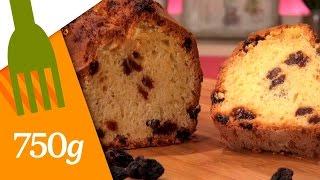 Recette De Cake Rhum Raisins - 750 Grammes
