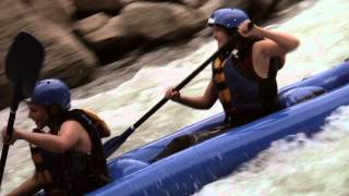 Experience a Guided Ducky Trip: Noah's Ark Whitewater Rafting