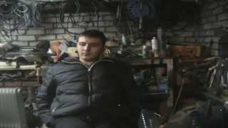 видео запуск дизельного двигателя в мороз -22,5