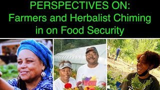 Food Security: A Conversation with Farmers During COVID-19