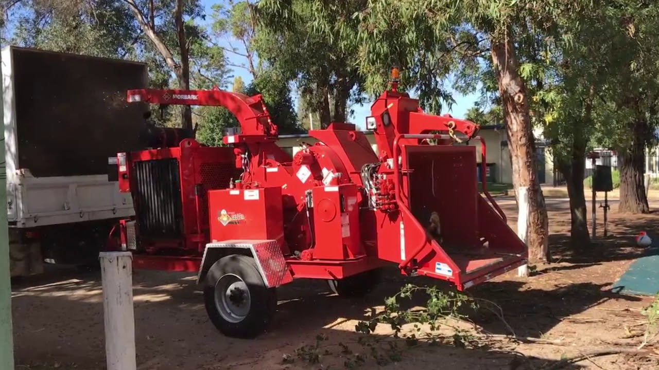 Morbark Beever 1821 - 18 inch Wood Chipper | Global Machinery Sales