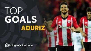 Aritz Aduriz: Golazos con el Athletic Club en LaLiga Santander