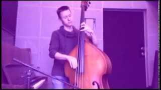 Луч солнца золотого (bass cover version)