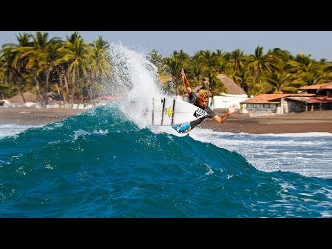 Mainland Mexico Reef Surf Video