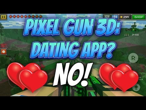 Pixel Gun 3D - Dating App? No!