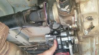 2005 Toyota Tundra 4wd 4x4 transfer case actuator motor and