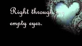 Within Temptation - Empty Eyes lyrics