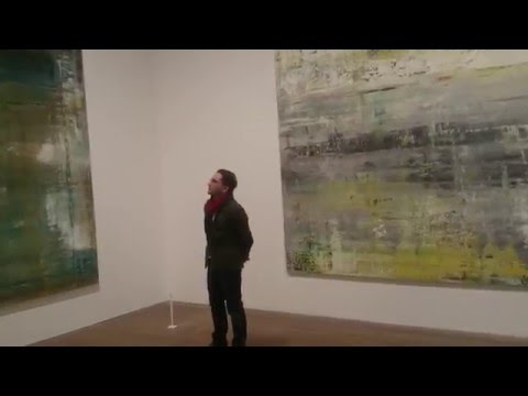 Tate modern art 2016, London, uk