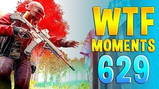 PUBG WTF Funny Daily Moments Highlights Ep 629