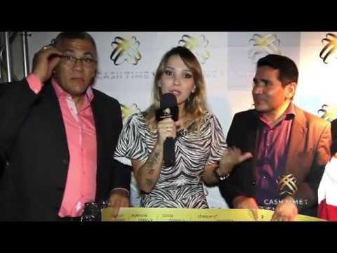 Claudison Menezes - Meeting Internacional Cash Time 1 - Rio de Janeiro