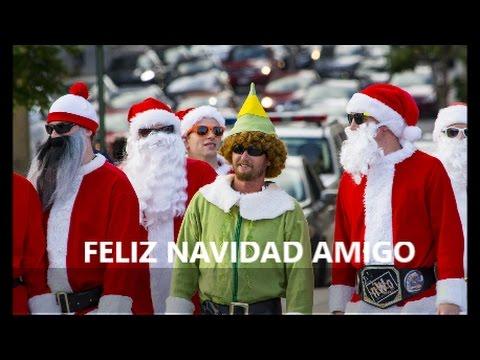 Feliz navidad amigo felicitaciones de navidad y a o - Felicitaciones de navidad originales para ninos ...