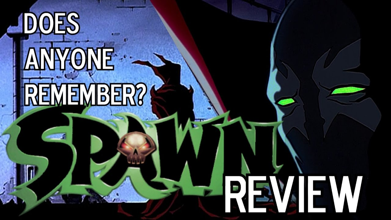 Download Spawn: The Animated Series REVIEW