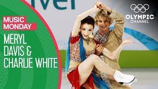 Meryl Davis & Charlie White honor Bollywood music and dance!   Music Monday