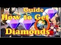 Destiny Child Global Guide How to get Crystal on this Game? 7 Secret to get Crystal You must know !!