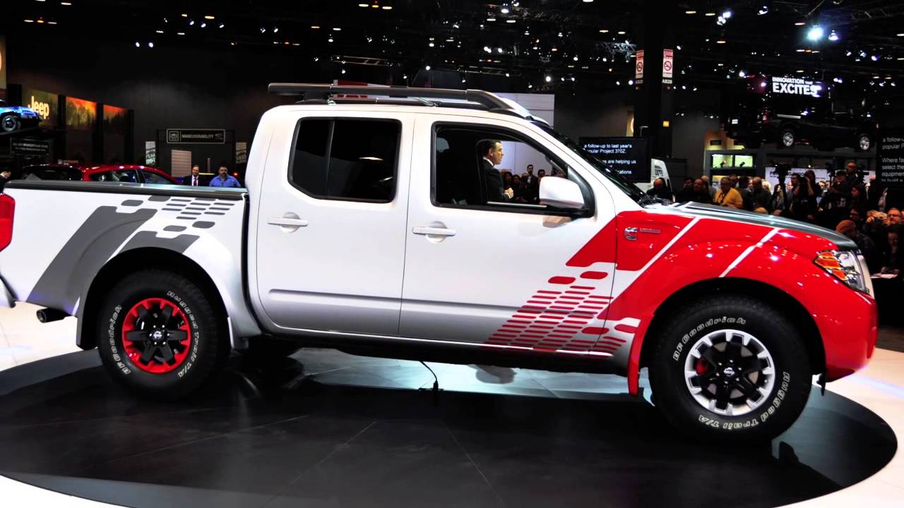 Nissan Frontier Diesel >> Nissan Frontier Diesel Runner Powered by Cummins™ at the ...