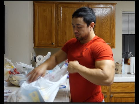 Grocery Shopping for Health and Bodybuilding