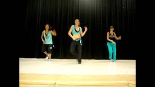 Moves Like Jagger Zumba Fitness