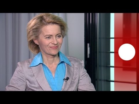 """Ursula von der Leyen: """"Es wäre nicht klug, Hartz IV zu erhöhen"""""""