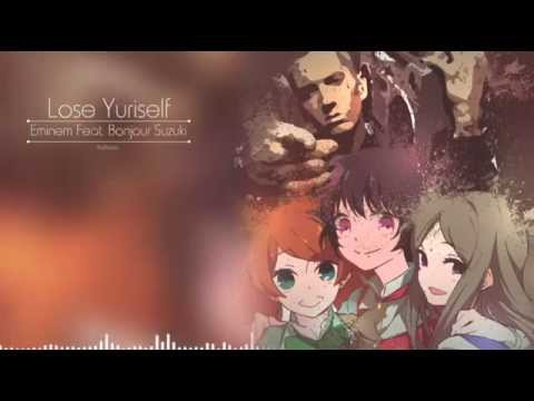 Lose Yuriself - Eminem feat. Bonjour Suzuki (Yurikuma Arashi Mashup)