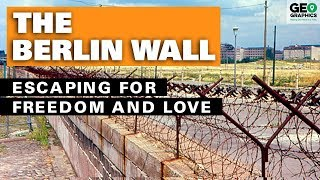 The Berlin Wall: Escaping for Freedom and Love