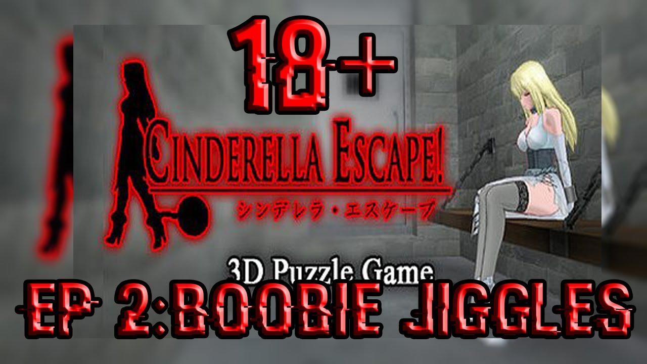 cinderella escape r18