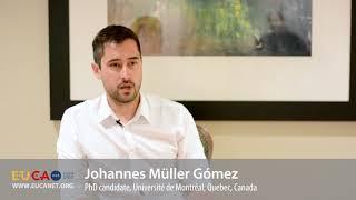 Emerging Scholars: Johannes Müller Gómez