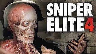 Sniper Elite 4 - СУПЕР ФИНАЛ ИГРЫ!