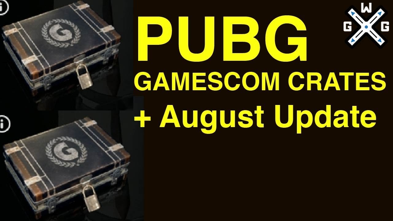 Pubg Gamescom