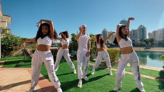 Now United Dancing to 'Se Te Nota' by Lele Pons & Guaynaa