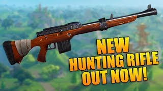 NEW GUN & LOCATION OUT NOW! - 1000+ Wins - Fortnite Battle Royale Gameplay - (PS4 PRO)