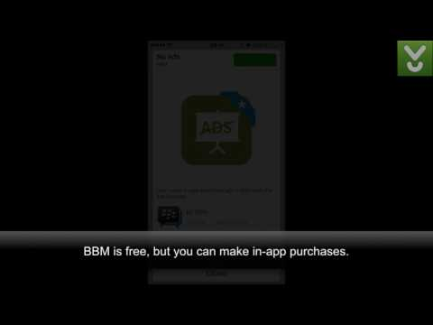 BBM - Connect To BlackBerry Chat Service With Your IPhone - Download Video Previews